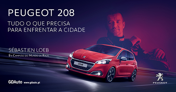 Easy Credit no Peugeot 208