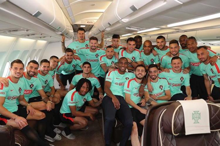 Portugal a caminho do Mundial