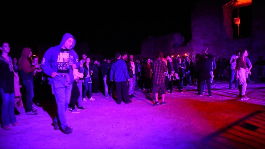 """Castelo de Torres Vedras foi de novo """"invadido"""" pela música electrónica"""
