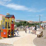 Parque do Bairro da Quinta foi inaugurado na Assenta