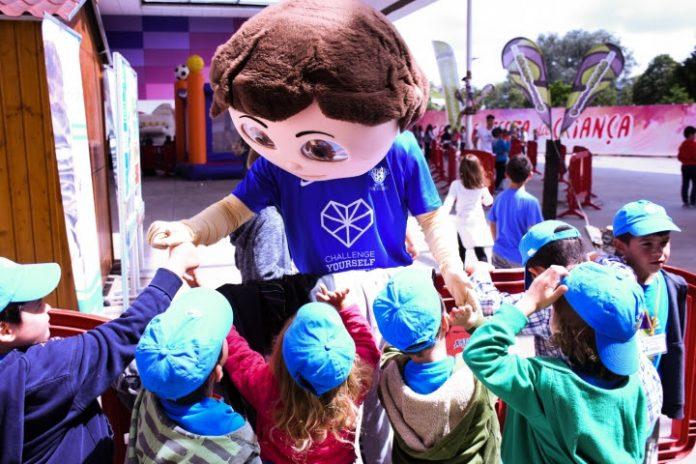 Milhares de crianças passaram pela Grande Festa da Criança em Torres Vedras