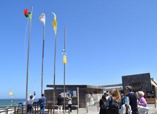 Época balnear foi oficialmente aberta em Santa Cruz