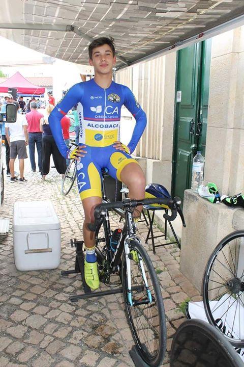 Rodrigo Paiva alcançou o 3º lugar no Campeonato Nacional de contra-relógio.