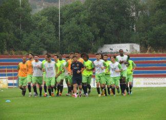 Temporada 2018/19 do futebol sénior do Torreense arrancou na segunda-feira
