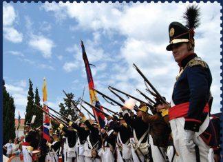 Recriação Histórica da Batalha do Vimeiro & Mercado Oitocentista recebeu 20 mil visitantes