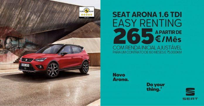 Seat Arona...define o teu estilo!