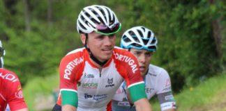 André Carvalho 14.º no Europeu de estrada
