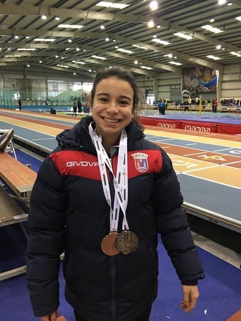 Atleta do Torreense participounos Europeus de Atletismo na Hungria