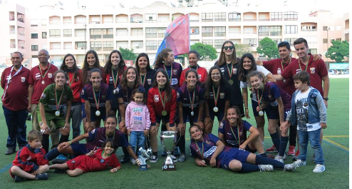 Equipa Sub 16 do Torreense vence Torneio Internacional CascaisFoot 2018