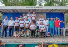 Campeões do Paraciclismo festejaram a dobrar em Almeirim