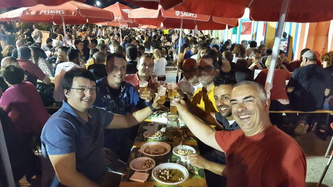 Novo Rei do Carnaval presenteado com jantar na Feira de São Pedro