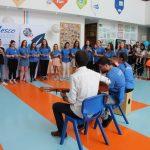 Fotogaleria: Cerca de 200 pessoa de volta à escola para celebrar os 25 anos da ESCO