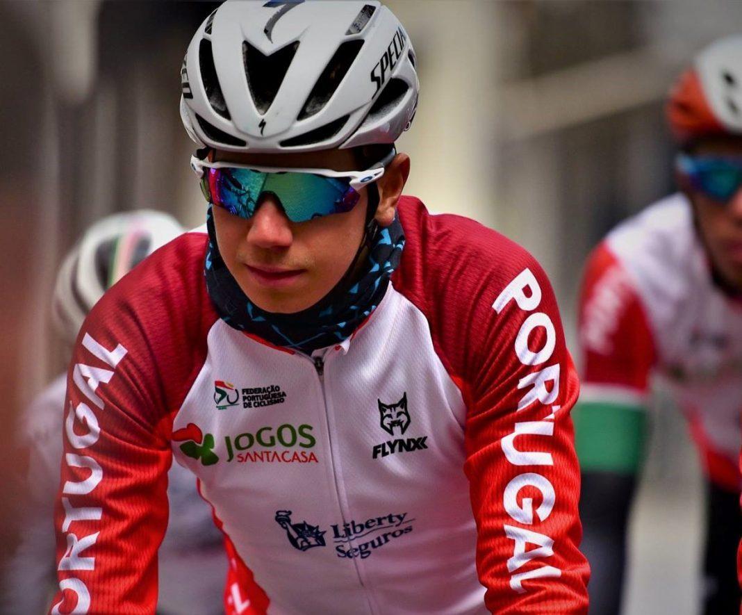 Rui Oliveira vence omnium na Polónia