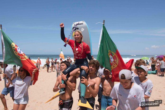 cb1609cd2e Portugal conquista primeiro pódio do Noah EuroSurf Júnior 2018