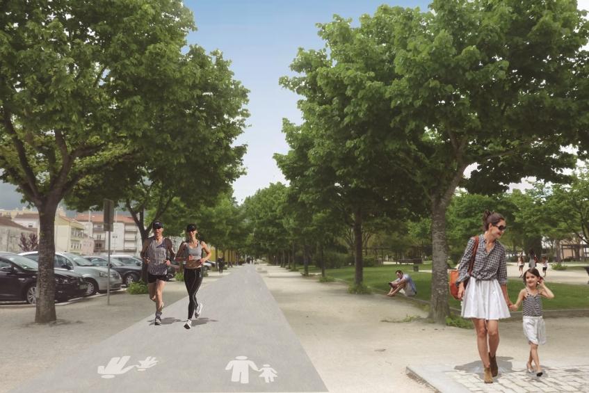 Rede de percursos pedonais será instalada em Torres Vedras
