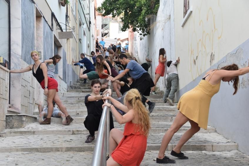A dança vai invadir o centro histórico de Torres Vedras