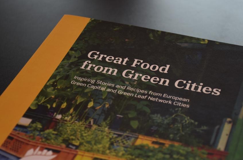 Torres Vedras em destaque na publicaçãoGreat Food from Green Cities da Comissão Europeia