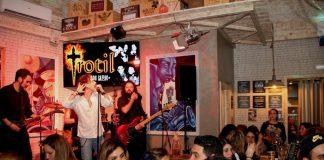Banda de covers rock vai atuar amanhã no Mercado Saloio