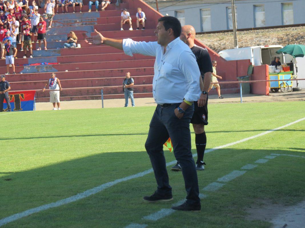 Fotogaleria: Melhores momentos da partida entre o Torreense e Oleiros