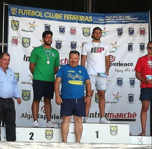 Rafael Gil sagrou-se vencedor na 13ª Prova de Mar de Albufeira