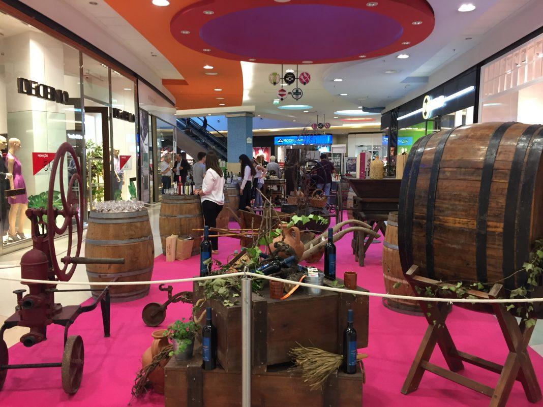 Provas de vinhos e showcookings tomaram conta do Arena Shopping durante o mês de julho