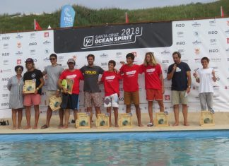 Miguel Rocha no Mundial de Bodysurf