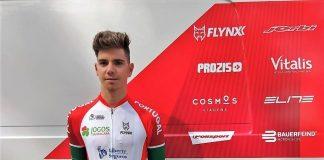 Rui Oliveira mais uma vez no top 10 da etapa
