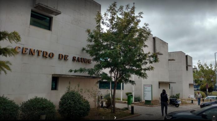 Centro Saúde Torres Vedras em obras