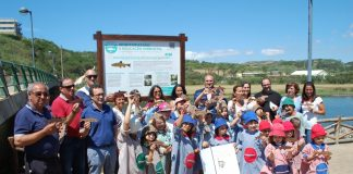 Porto Novo recebeu ação de sensibilização para a preservação do ruivaco