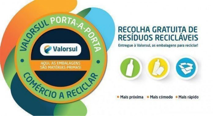 """Porta-a-porta"": recolha seletiva de resíduos em Torres Vedras"