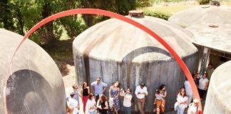 """""""10.10.10. Arte entre cidades"""": Projeto de arte pública na Estrada Nacional 9"""