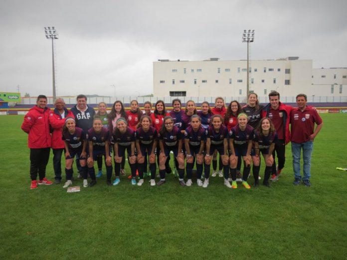 Equipa feminina do Torreense apresenta-se aos sócios e adeptos em Ponte do Rol