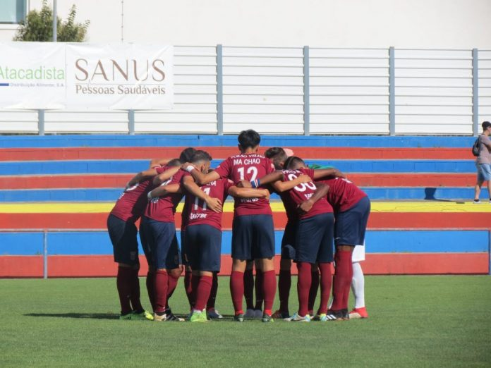 Torreense vence oGrupo Desportivo de Penichepor 5-2