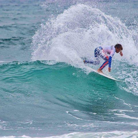 Torreense Tomás Gonçalves apurado para os oitavos de final da Taça de Portugal de Surfing
