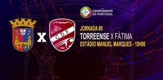 Torreense vai jogar a 5ª jornada do Campeonato em casa