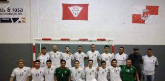 Três jogos, três vitórias. Equipa de Futsal do Torreense começou em grande