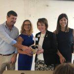 Presidente internacional de Lions Clubs International visitou Torres Vedras
