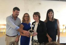 Presidente internacional de Lions Clubs International visitou Torres Vedras