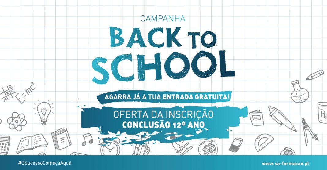 Back to school com a SA Formação