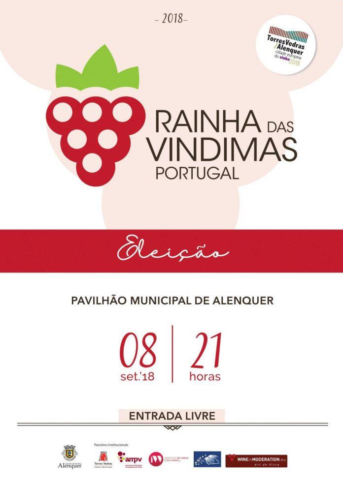 Este sábado será eleita a Rainha das Vindimas de Portugal 2018