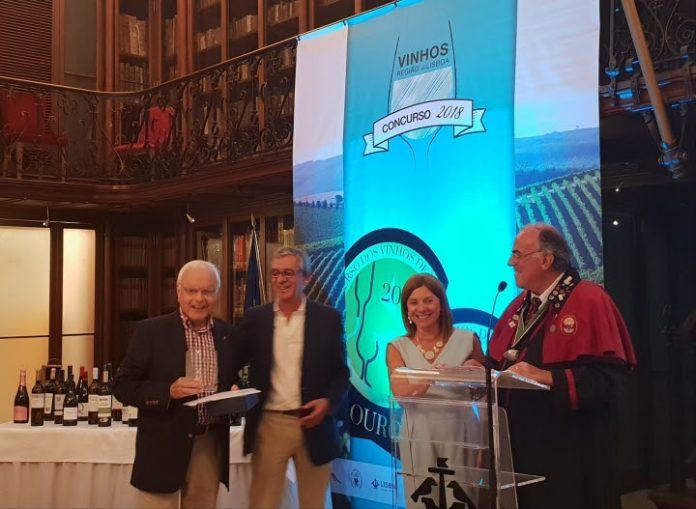Vinhos de Torres Vedras premiados em concurso de Vinhos da Região de Lisboa