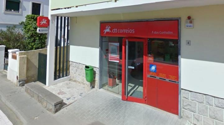 Câmara Municipal de Torres Vedras quer manter posto dos CTT em A dos Cunhados