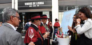 Vinhos de Torres Vedras à venda no Mercado da Ribeira