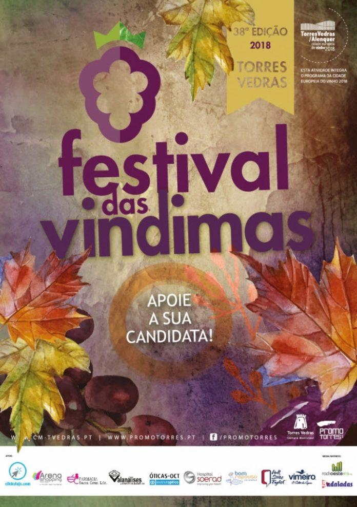 Primeira eliminatória do Festival das Vindimas dia 29 de setembro