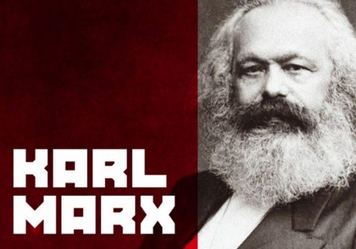 """""""II Centenário do nascimento de Karl Marx"""" em Torres Vedras"""