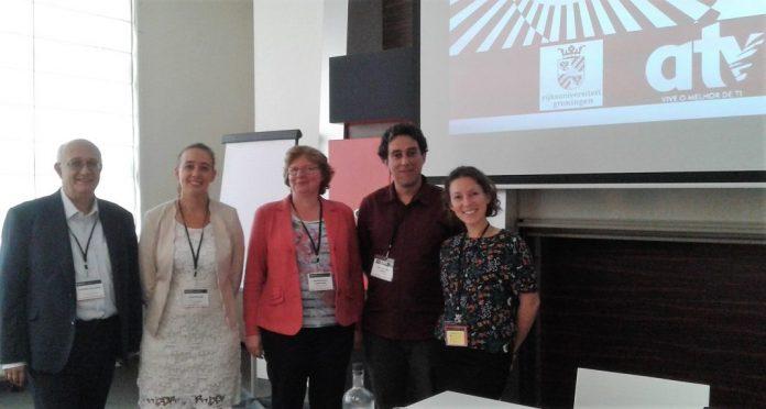 Participação do Atitude Positiva na Conferência SIG 18/23 da EARLI