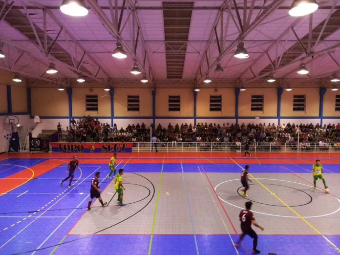 Torreense vence primeiro jogo no Campeonato Distrital da 1ª Divisão de Futsal