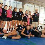 Equipa Juvenil de Voleibol da Escola Madeira Torres ficou em primeiro lugar no torneio da cidade