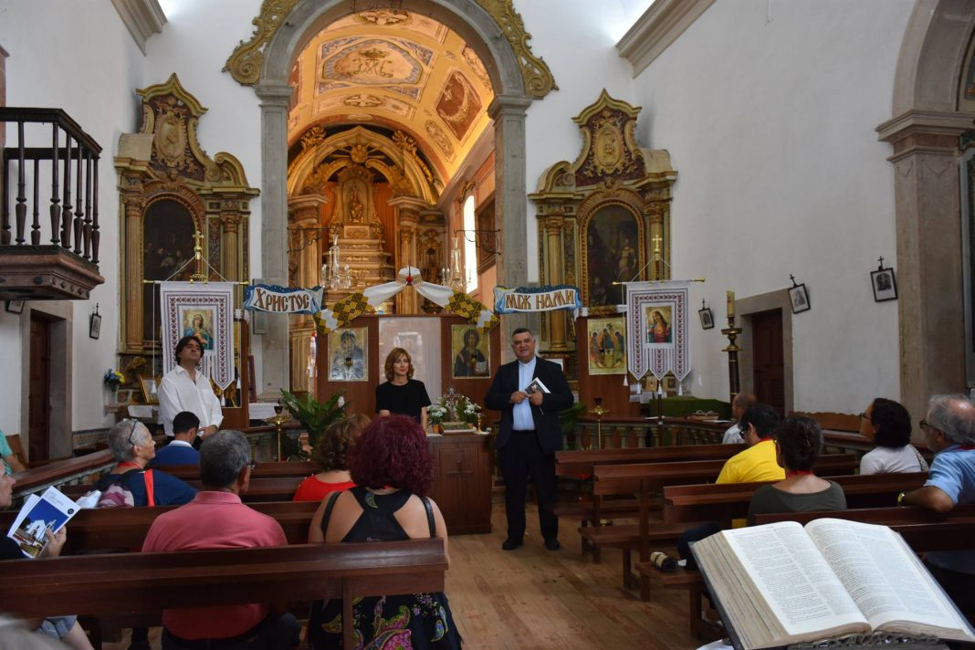 Roteiro cultural percorreu as igrejas do centro histórico de Torres Vedras