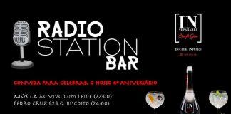 Radio Station Bar, em Santa Cruz, celebra 4 anos com muita música